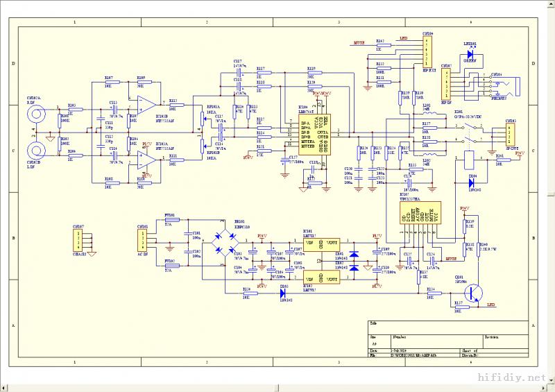电路,理由是音箱不值钱,烧了不可惜,也有很多做lm1875功放的都不加