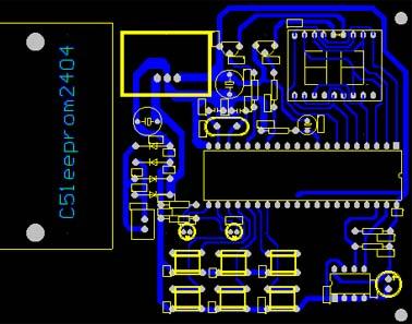 流程:   1,用protel 画出您所需要的印刷电路板图